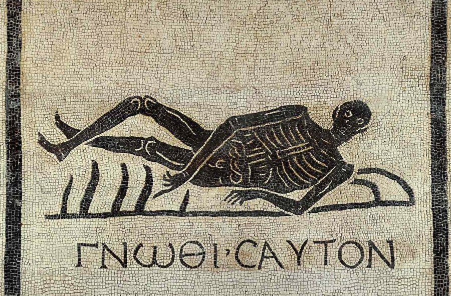 Roman-mosaic-know-thyself
